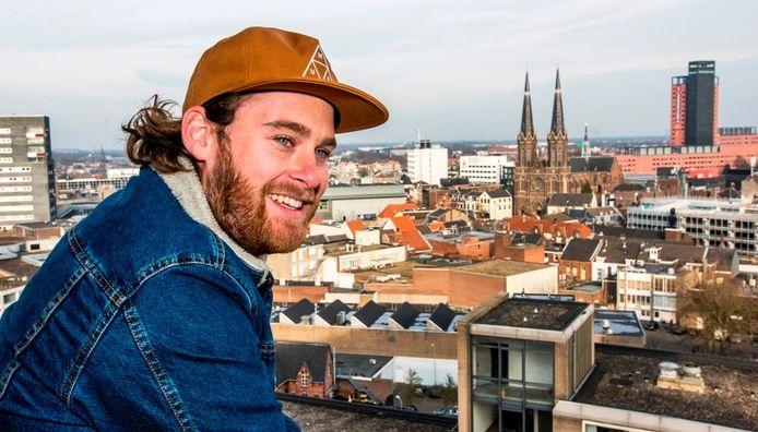 Dirk de Leeuw. Foto Jan van Eijndhoven