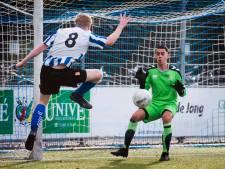 Jelle Eissens breekt ban voor IJFC met twee goals tegen Geinoord