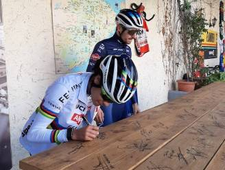 Als wielrennen ook liefde is: Ceylin del Carmen Alvarado en Roy Jans trainen samen in Spanje