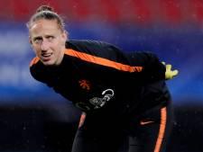 Van Veenendaal niet onbetwist bij Atlético, nog wel bij Oranje