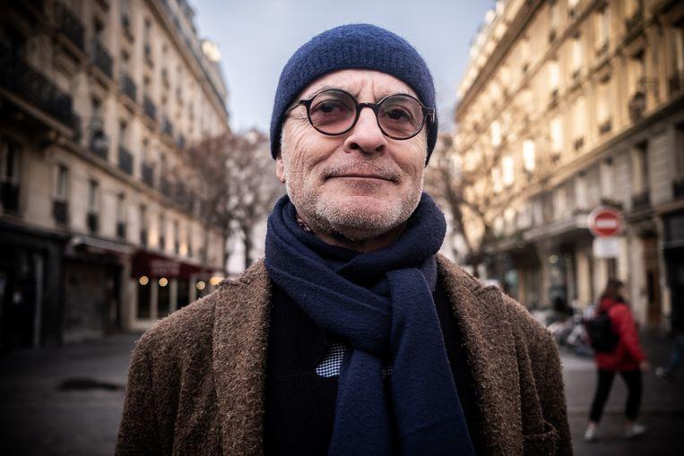 Henri Dupont: 'Vroeger was het werk zwaar en smerig. Nu drukken ze op een knopje en de trein vertrekt.' Beeld Joris van Gennip