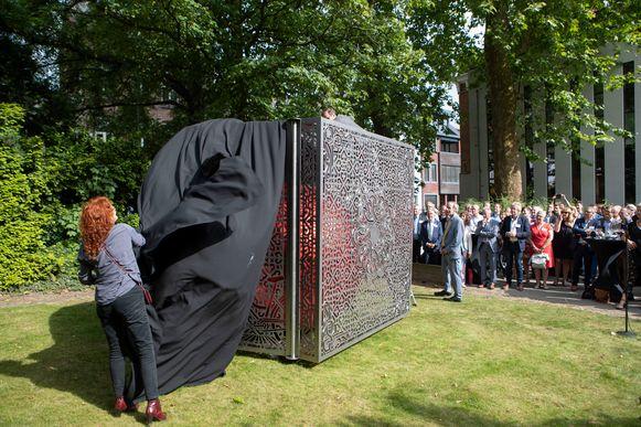 Interwaas vierde vorig jaar nog de vijftigste verjaardag, onder meer met een kunstwerk dat een toer maakte langs de tien aangesloten Wase gemeenten.