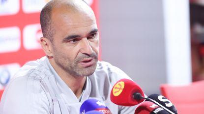 """Martínez gunt Dendoncker en Tielemans speeltijd: """"Costa Rica wordt iets anders dan Egypte en Portugal"""""""