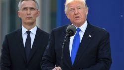 """Trump wast NAVO-landen de oren: """"Jullie betalen niet genoeg, dat is niet eerlijk"""""""