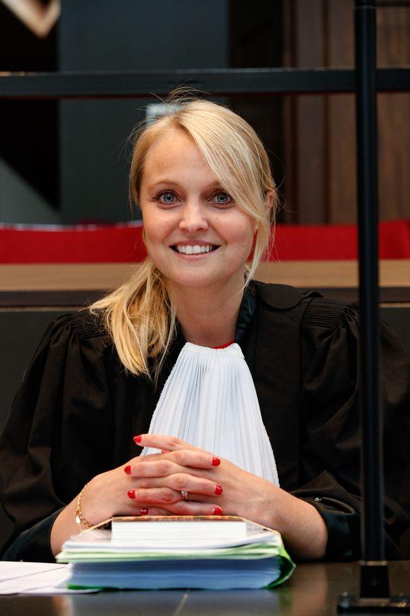 Advocate Virginie Cottyn.