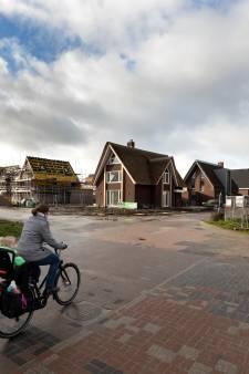 Zeventig nieuwe huizen op erfjes in Luchen