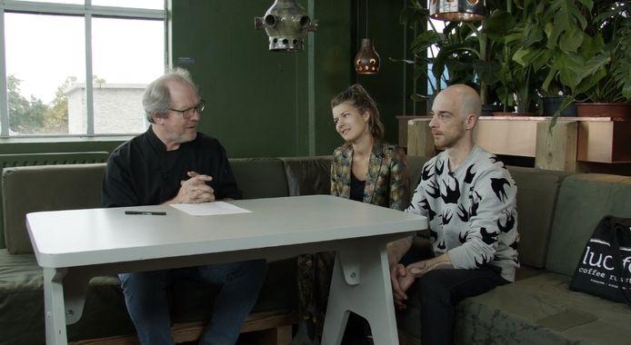 ddw live donderdag: met Paul Heijnen (rechts) en Eylien van Lommen