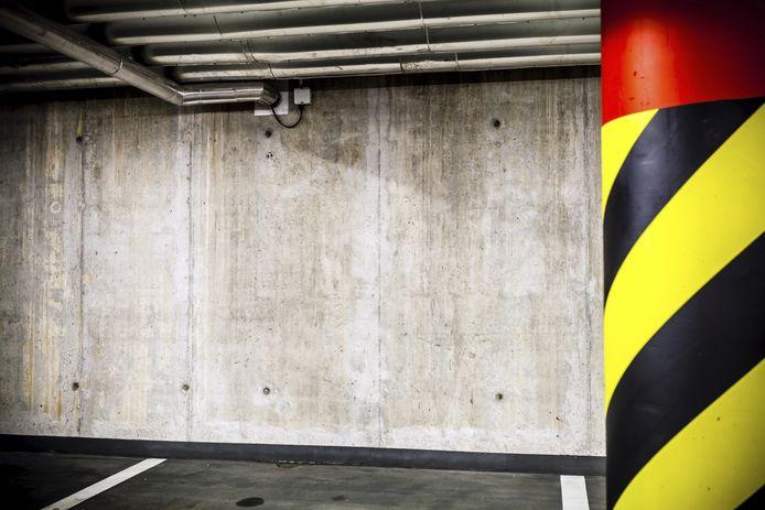 Een parkeergarage. Foto ter illustratie.