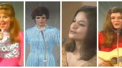 50 jaar geleden had het Songfestival vier (!) winnaars