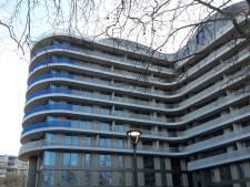 Bouwdoek aan TD-gebouw in Eindhoven tegen geluidoverlast: harde wind veroorzaakt fluittonen