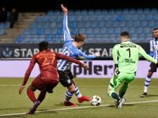 Koningskoppel leidt FC Eindhoven naar winst op RKC