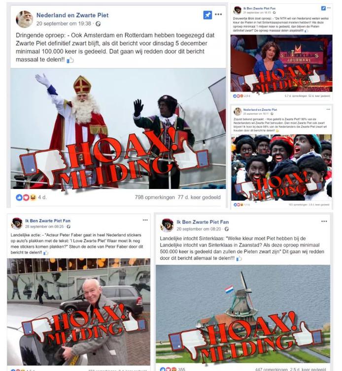 De site hoaxmelding.nl verzamelt en ontmaskerd nepnieuws.