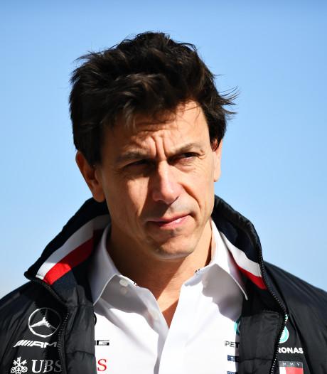 Toto Wolff: Het staat niet vast dat Mercedes actief blijft in Formule 1