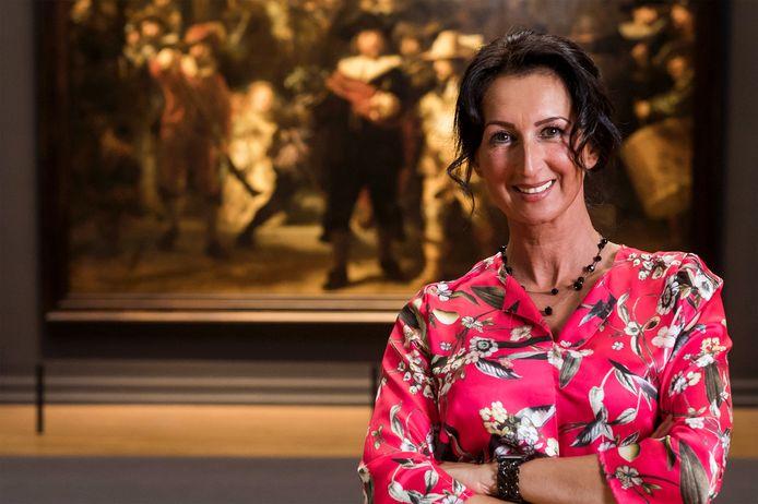De Putse Suzana Jovanovic was vorig seizoen een van de deelnemers aan Project Rembrandt.