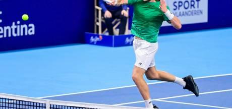 Zizou Bergs mène la vie dure à Khachanov mais s'incline en trois sets