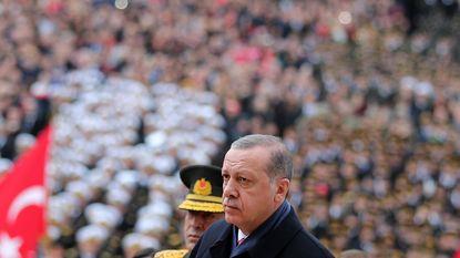 Turken pakken IS-terroristen op die vandaag aanslag planden