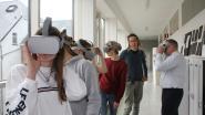VR-bril toont jongeren gevaren van sms'en in het verkeer