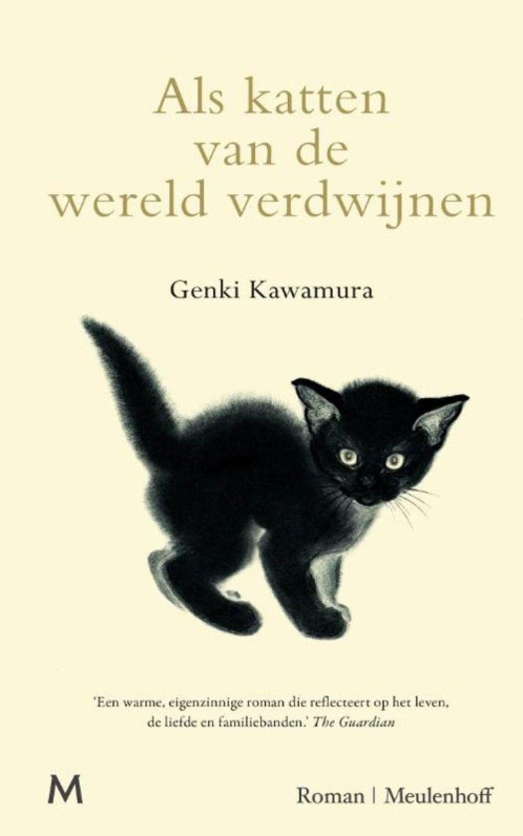 Genki Kawamura: Als katten van de wereld verdwijnen Beeld Meulenhoff