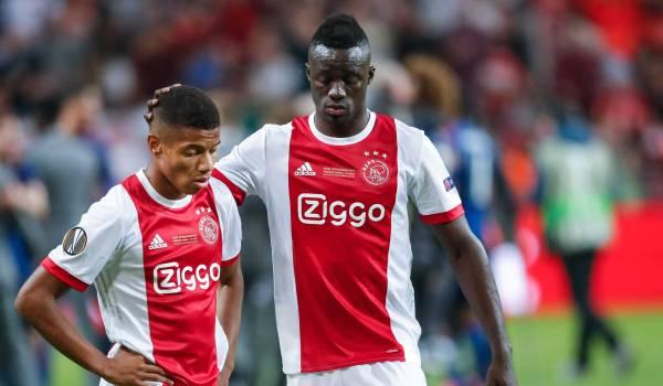 Jong Ajax niet opgewassen tegen krachtig Manchester United