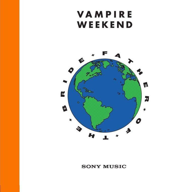 POP Vampire Weekend Father of the Bride (Columbia)  Beeld -