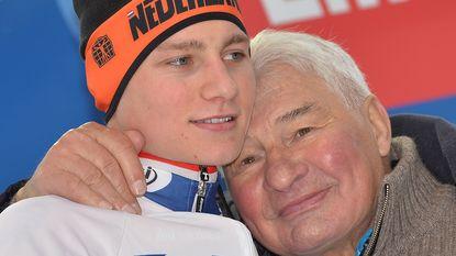 Peloton verliest legende, Van der Poel z'n trotse opa