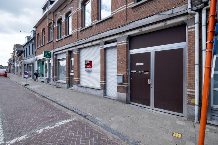 Het pand in de Molenbergstraat 81 te Rumst