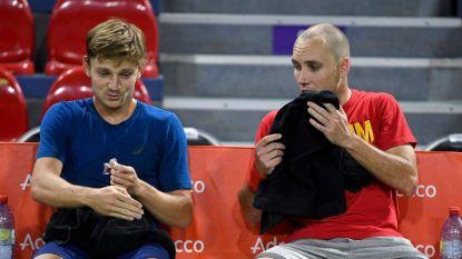 Goffin behoudt tiende plaats op ATP-ranking, beste notering ooit voor geblesseerde Darcis