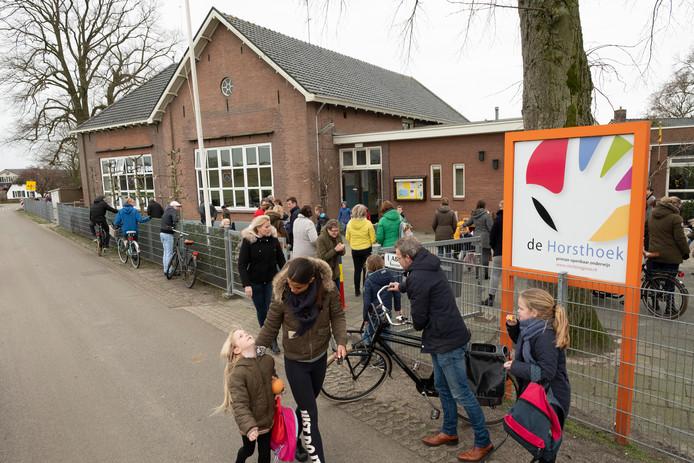 De Horsthoekschool in Heerde (archieffoto).