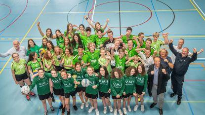 Ongezien in schoolsport: VMS haalt vier van de zes Kardinaalsbekers volleybal binnen