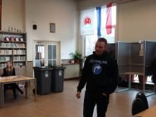 Leden Nijmegen Rechtsaf controleren woensdag 'Turks stemlokaal': 'Angst voor beïnvloeding stemkeuze'