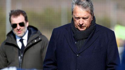 Anderlecht wapent zich voor schadeclaim tegen Van Holsbeeck en co