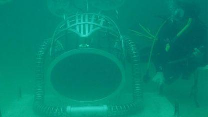Onderwatermuseum laat toeristen cultureel verantwoord duiken