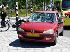 Fietser geschept door automobilist in Middelburg