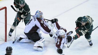 IJshockeyer doet stadion ontploffen met geniale overtime winner