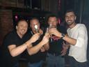 'Uitgaan, dansen, een drankje en vrienden ontmoeten in een club', daar heeft Bart uit Eindhoven wel weer zin in.