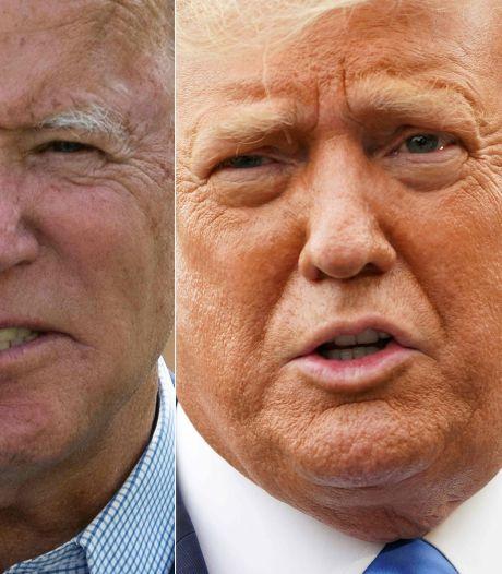 Trump eist drugstest van Biden