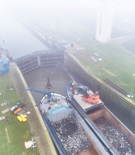 Laatste loodjes voor opknapbeurt sluis Lith, schippers hoeven straks niet meer om te varen