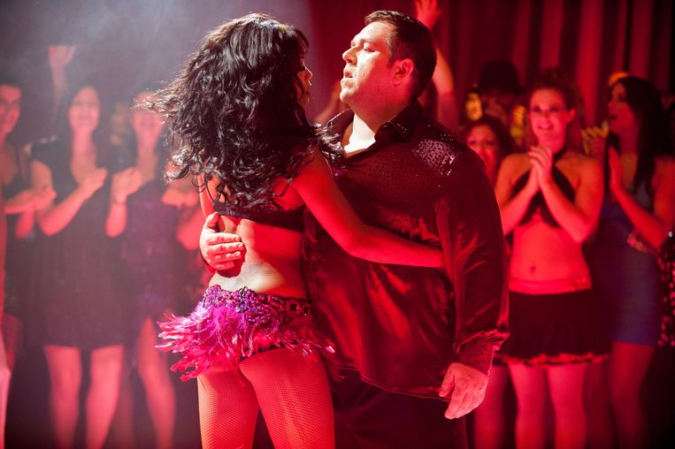 Nick Frost in Cuban Fury (James Griffiths, 2014). Beeld