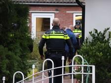 Groot onderzoek naar gewonde in tuin in Velp