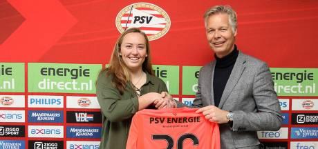PSV contracteert Amerikaanse doelvrouw Cassie Miller