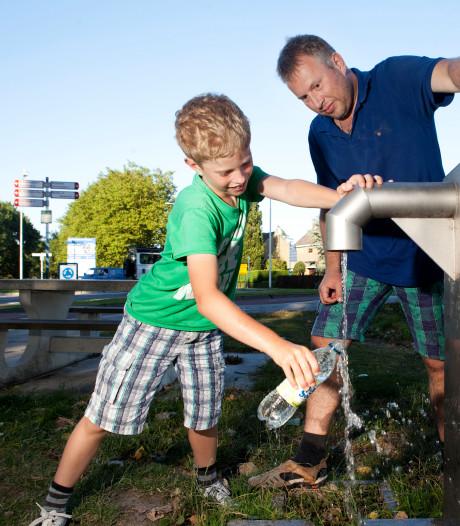 Vijfheerenlanden gaat scholen informeren over watertappunten op het plein