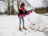 Het sneeuwt! Morgen mogelijk code rood vanwege winterweer