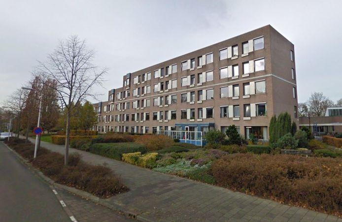 Verzorgingstehuis Wittesteijn in Emmeloord.