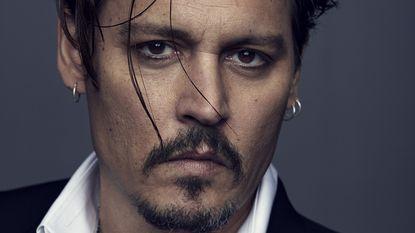 Dior strikt Johnny Depp voor nieuw mannenparfum