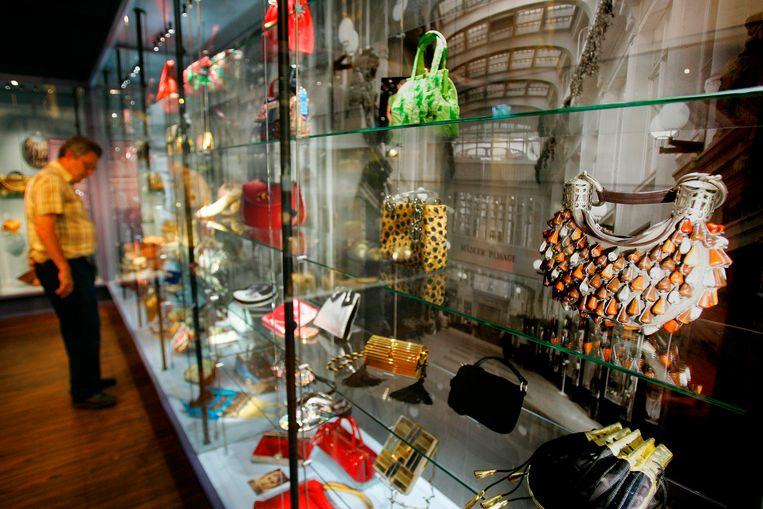 Tassenmuseum Hendrikje sloot, mede als gevolg van de coronacrisis de deuren. Beeld ANP