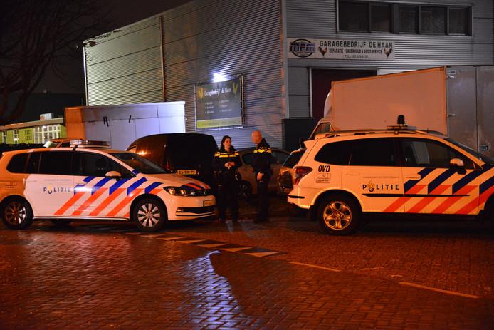 Steekpartij aan de Trekpot in Breda