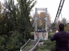15-jarig meisje omgekomen bij instorten hangbrug in zuiden Frankrijk
