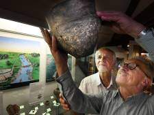 Komt dat zien: vondsten sinds de ijzertijd uit Houten Castellum