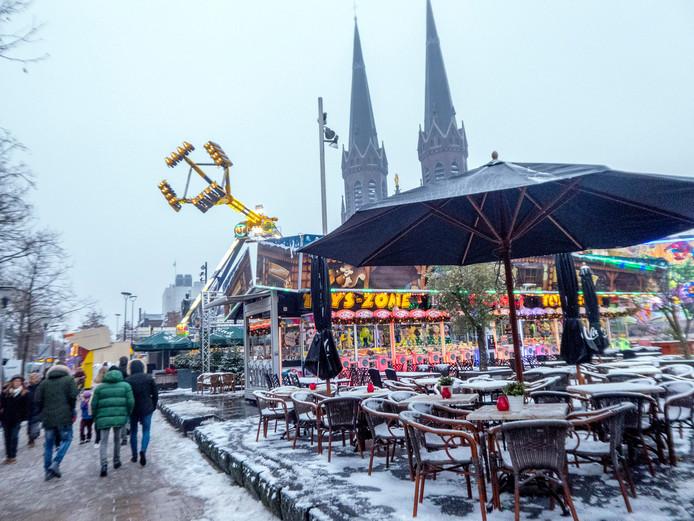 De Tilburgse winterkermis keert niet meer terug.