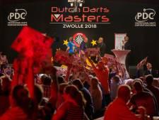 Dartsbond bevestigt: toppers komen naar Zwolle